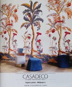 casadeco papier peint panoramique